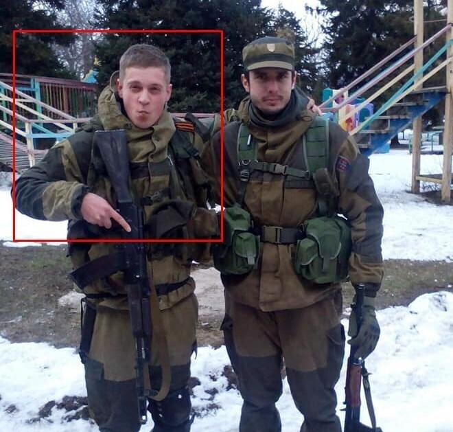 Dzhumaev earlier fought against Ukrainian soldiers at Donetsk Airport / Photo from social media