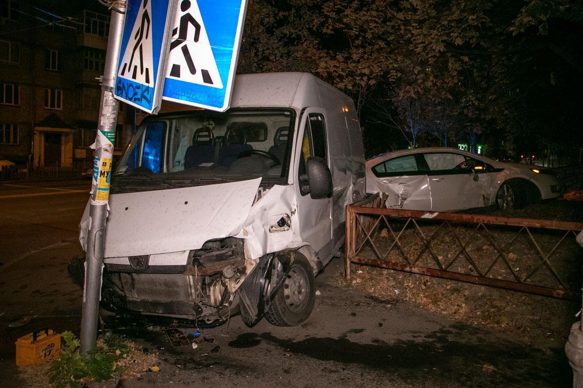 В результаті аварії ніхто не постраждав / Інформатор
