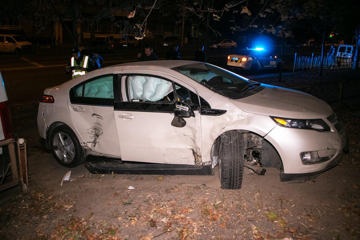 На водія склали адміністративні матеріали, автомобіль евакуювали / Інформатор