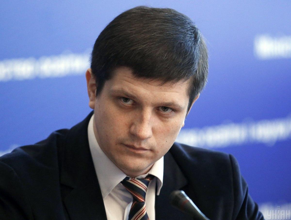 Андрія Гевка пропонують на посаду члена ЦВК / фото УНІАН