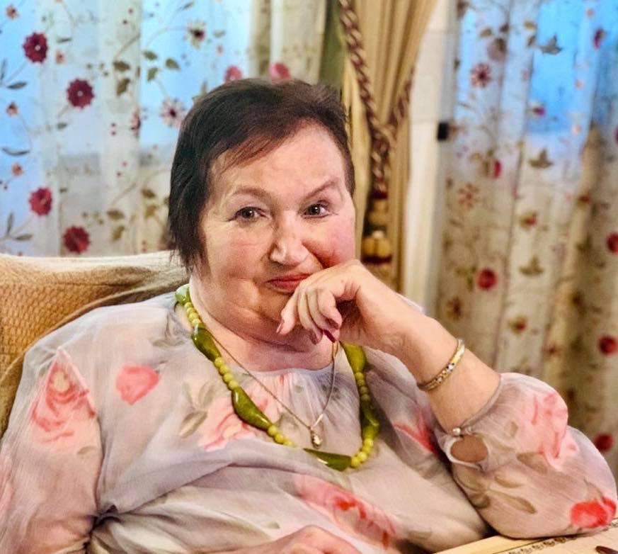 Матір Турчинова поховали 16 вересня / facebook.com/turchynov