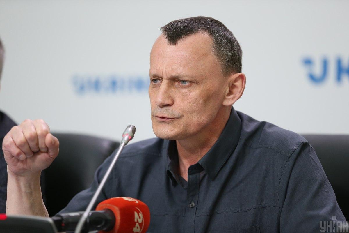 Карпюк рассказал об обстоятельствах его задержания в РФ / фото УНИАН
