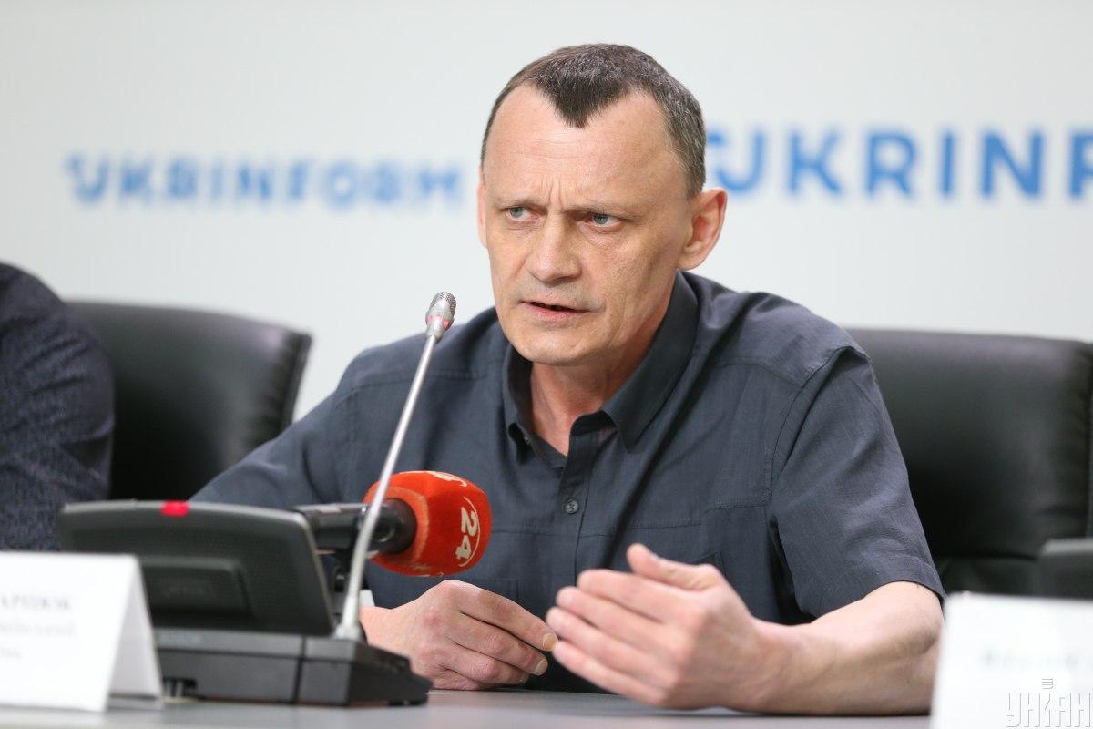 Карпюк розповів про катування у російській в'язниці / фото УНІАН