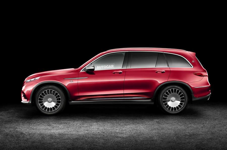 Технічно новинкаповторюватиме кросовер Mercedes-Benz GLS фото autocar.co.uk