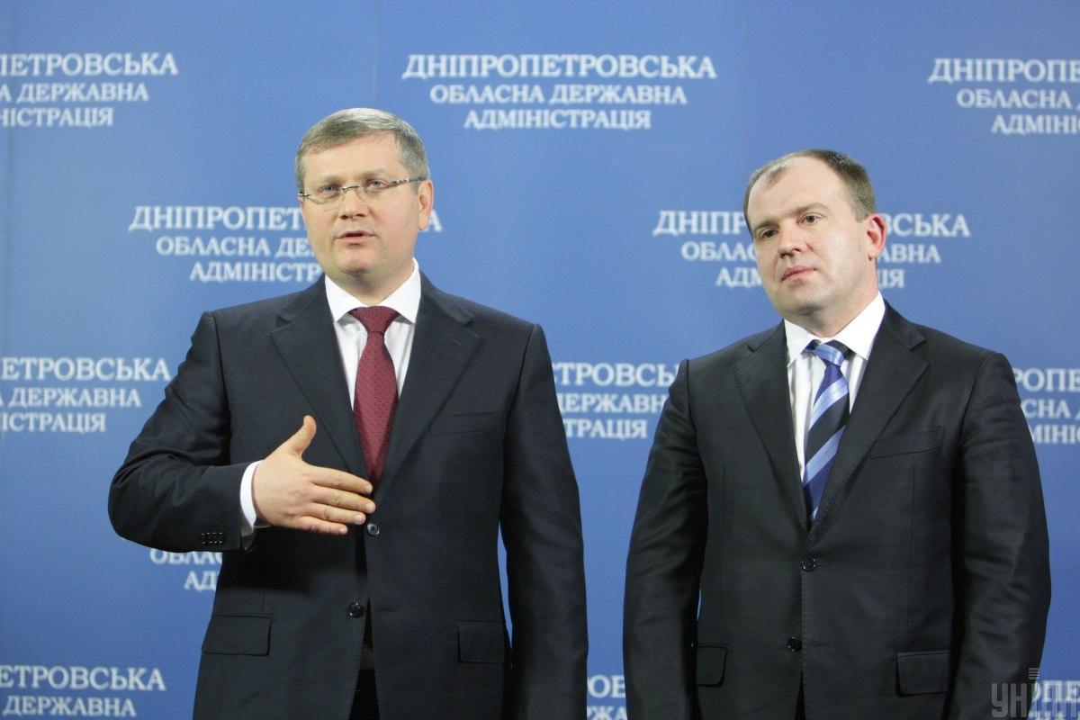 Суд отпустил Вилкула и Колесникова на поруки Дмитрия Шпенова / УНИАН
