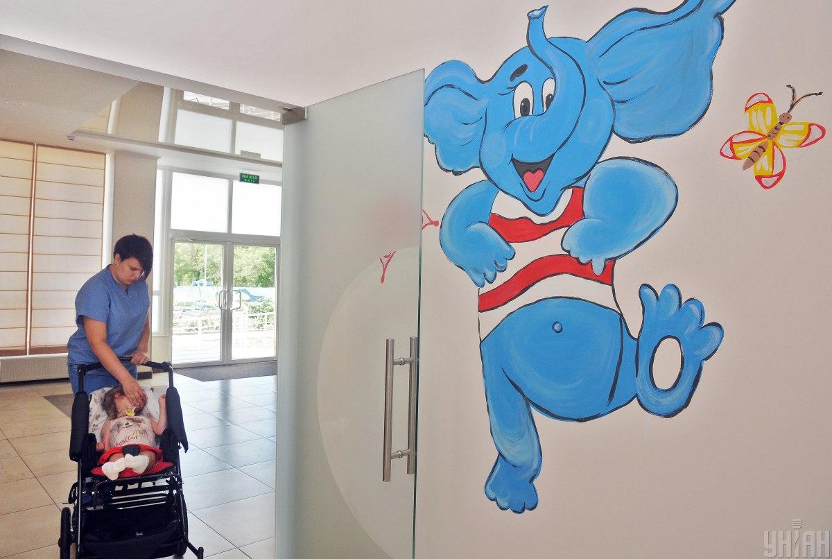 До недавнего времени на всю нашу страну был лишь один хоспис для детей, в Ивано-Франковской области / УНИАН