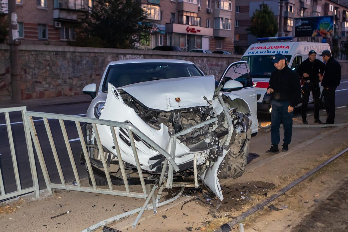 Водитель отказался проходить текст на определение алкоголя в крови / фото Информатор