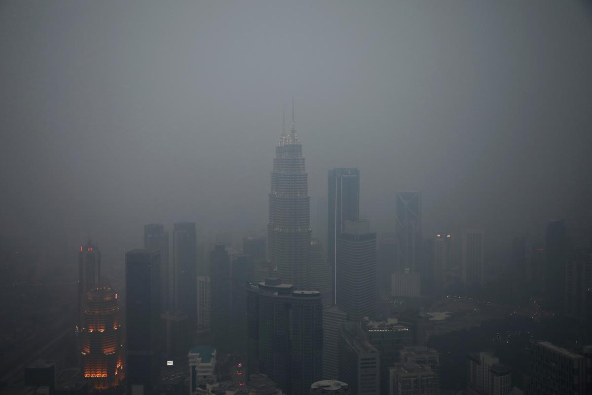 Смог в Малайзии / REUTERS