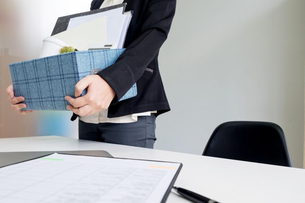 Своє звільнення клерк опротестував у Комісії зтрудових відносин / businessman.ru