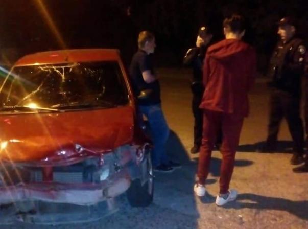 Правоохоронці знайшли водія під час обстеження району/ varta1.com.ua