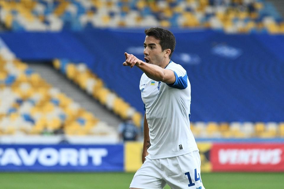 На счету Карлоса де Пены в текущем сезоне два гола и три ассиста / фото: ФК Динамо Киев
