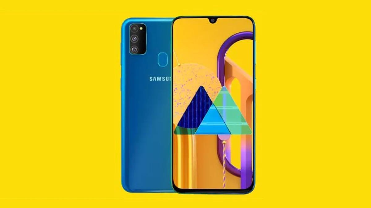 В Индии состоялась официальная премьера смартфона Galaxy M30s / фото Samsung