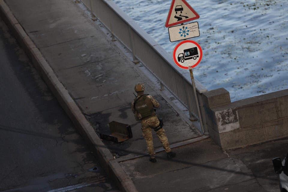"""""""Підривник"""" мосту """"Метро"""" у Києві служив у підрозділі ССО, але був звільнений"""
