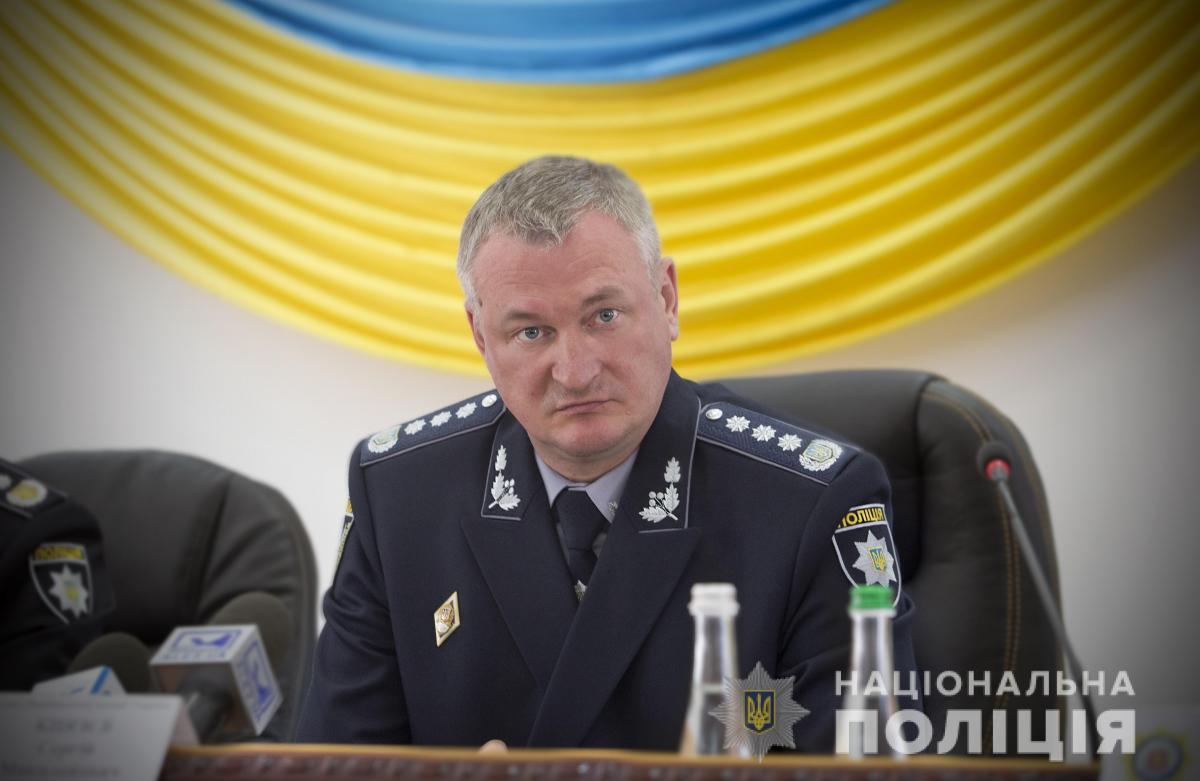Сергей Князев / фото zp.npu.gov.ua