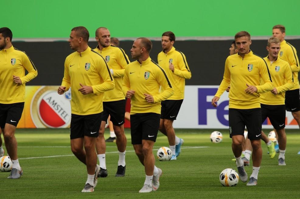 Олександрія зіграє в Німеччині / фото: fco.com.ua