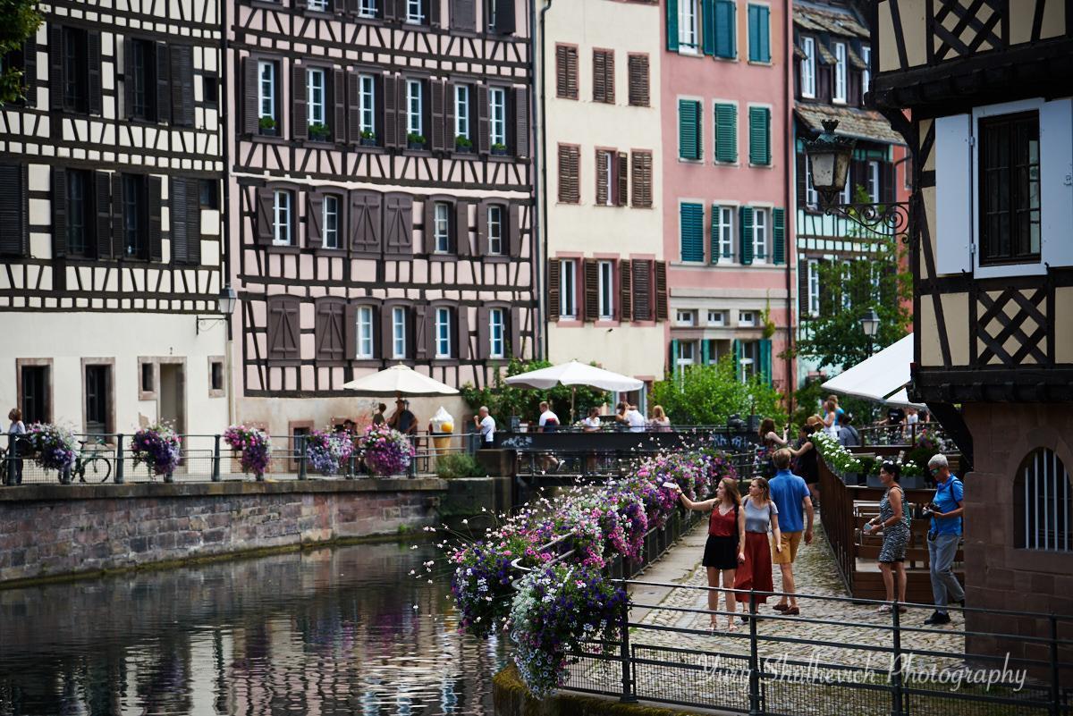 Страсбург дуже зручнийдля туристичних походеньок / фото Yury Shulhevich