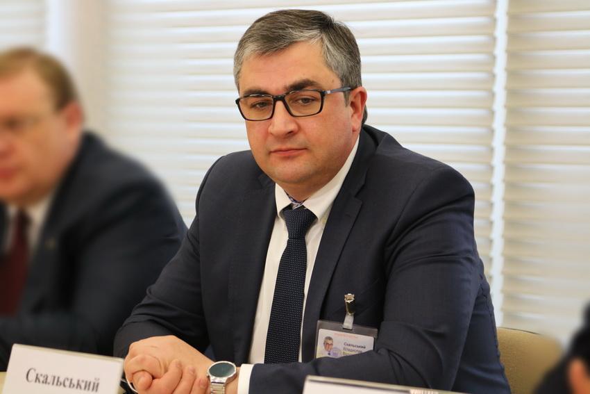 Новым главой Винницкой ОГА стал Владислав Скальский / фото vinnitsa.info