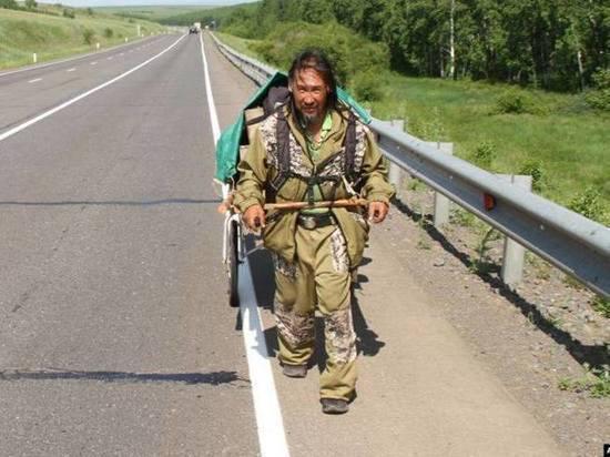 Габышев дважды организовывал поход на Москву / фото: facebook.com