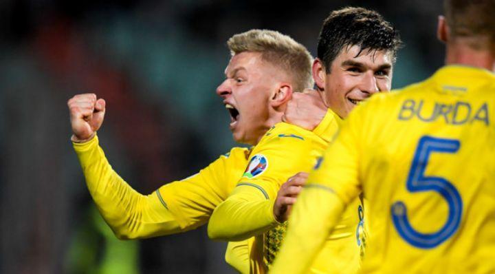 Украинцы обыграли Литву в отборе на Евро-2020 / фото: УАФ