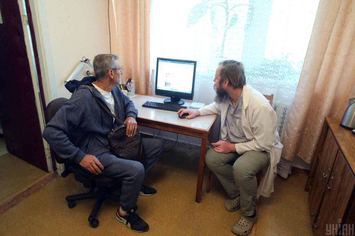 Все пациенты в «Лесной поляне» обследуются и лечатся бесплатно / УНИАН