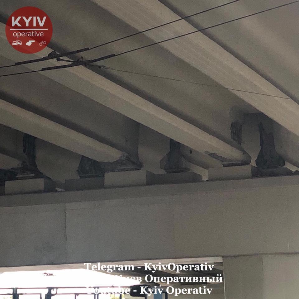 24 серпня 2017 року в Києві відкрили рух для автотранспорту на шляхопроводі біля станції «Нивки» / «Київ Оперативний»