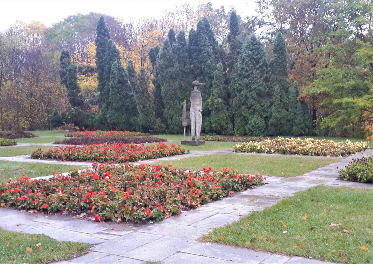 Гулять по парку Цитадели в Познани можно очень долго / Фото Марина Григоренко