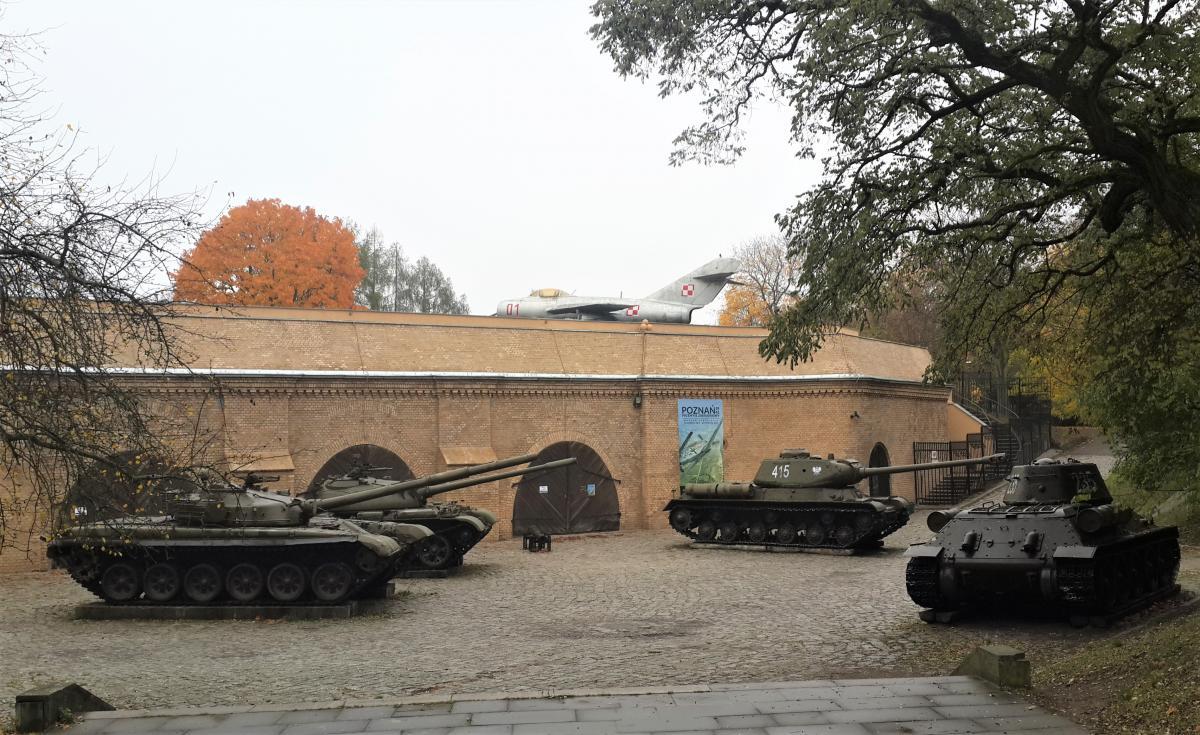 Музей вооружения в Познани / Фото Марина Григоренко