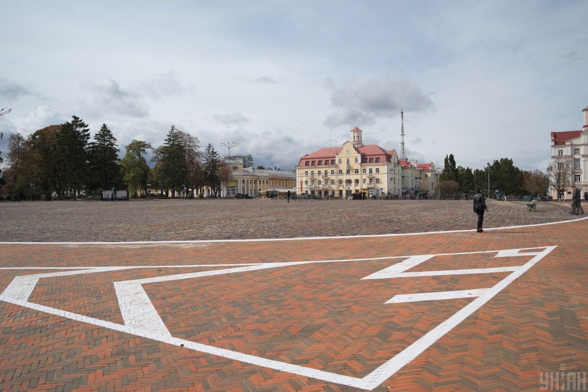 В Чернигове не хотят вводить жесткий карантин на выходных / Фото УНИАН