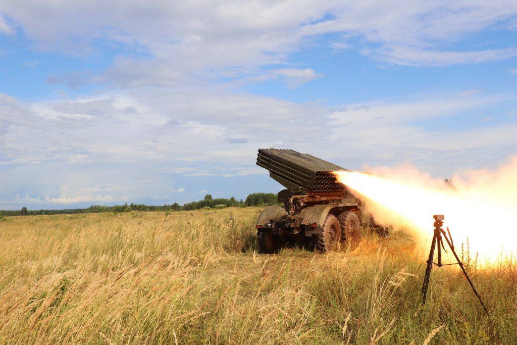 Випробування направляючих труб Градівпройшли у липні / shrz.com.ua