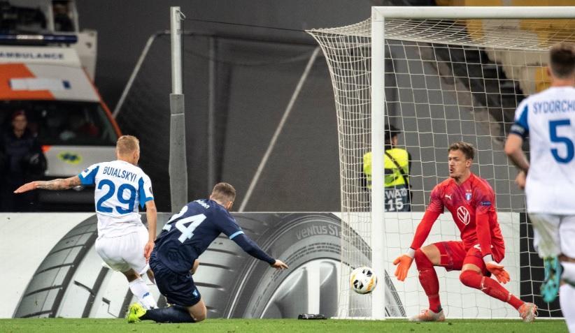 Динамо стартувало в Лізі Європи з мінімальної перемоги над Мальме