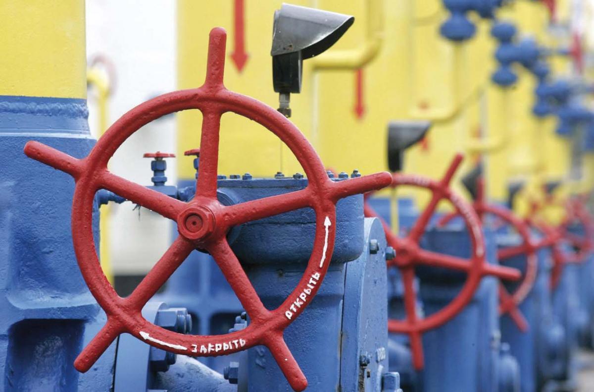Українські газові сховища заповнені на 86% / segodnya.ua