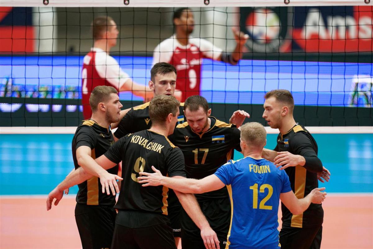 Україна поступилася Польщі / фото: cev.eu