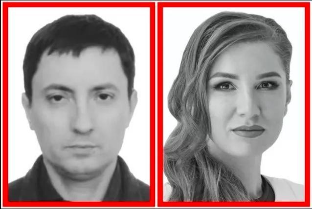 Шевцов Євген та Олена Дегрик / фото ukranews.com