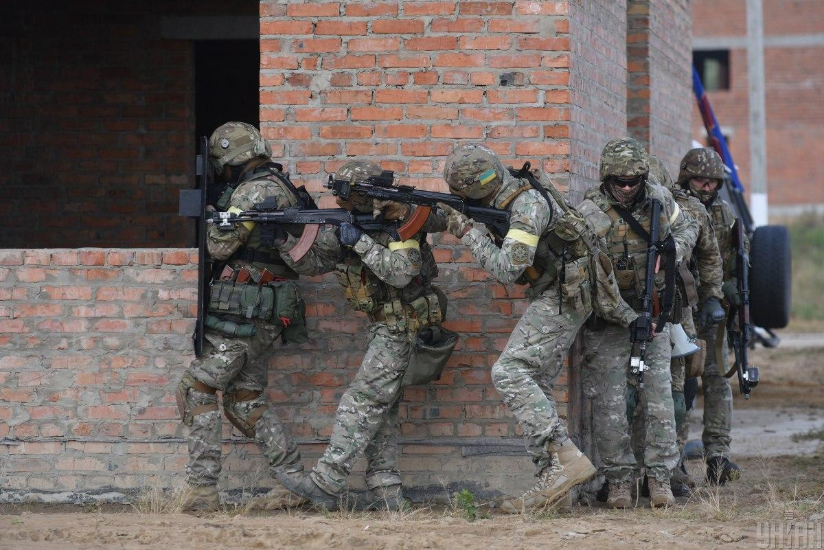 На Закарпатье состоятся антитеррористические учения / фото УНИАН
