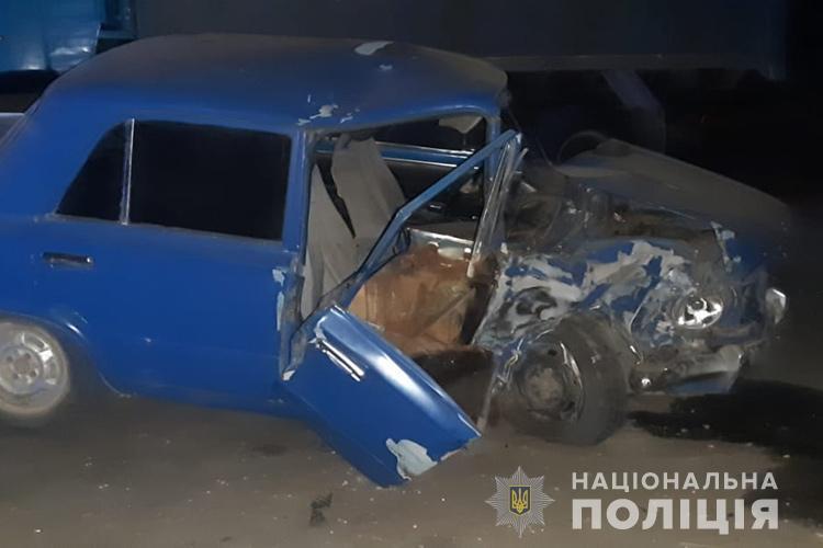 В крови водителя-нарушителя обнаружили 1,89 промилле алкоголя / фото ГУ НП в Тернопольской области
