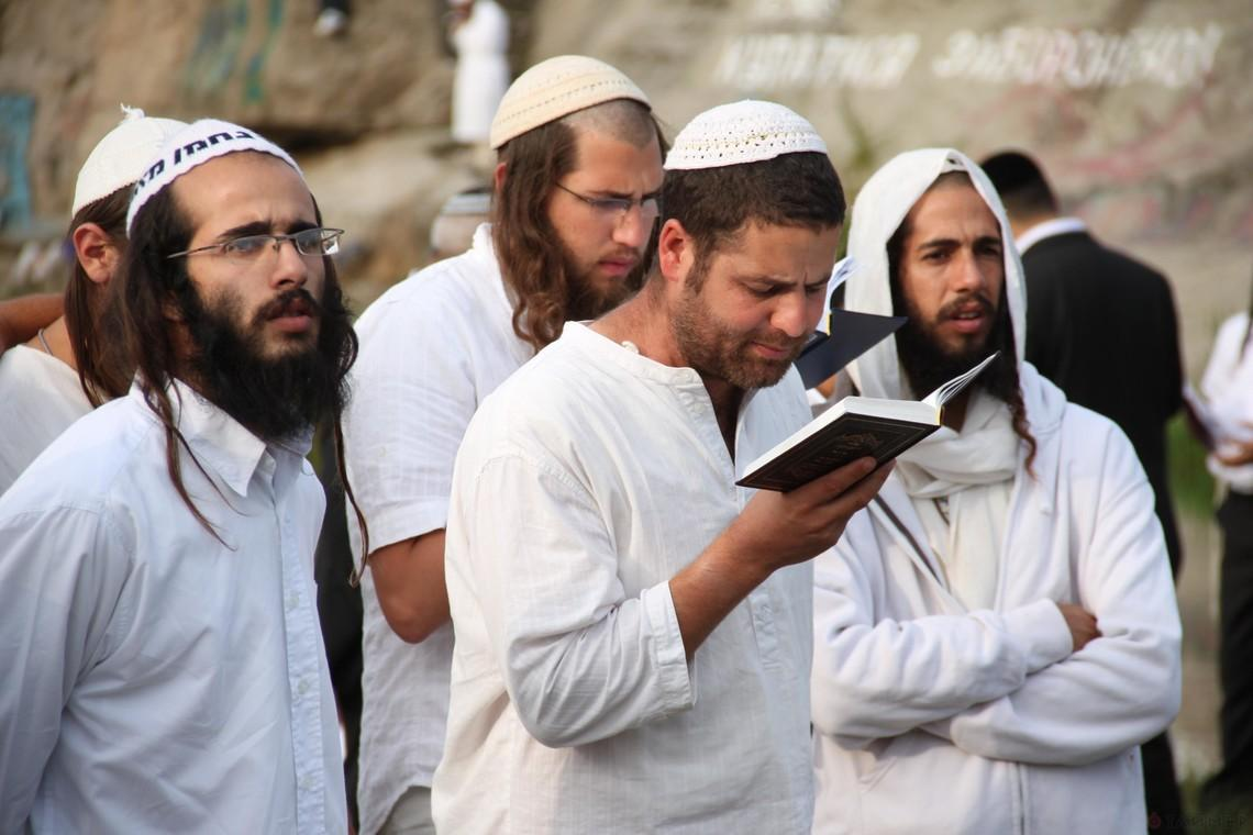 Иудеи верят, что именно в эти дни Бог определяет их судьбы на грядущийгод / slovoidilo.ua