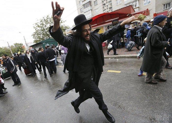 Праздновать Новый год евреи будут двадня / фото УНИАН