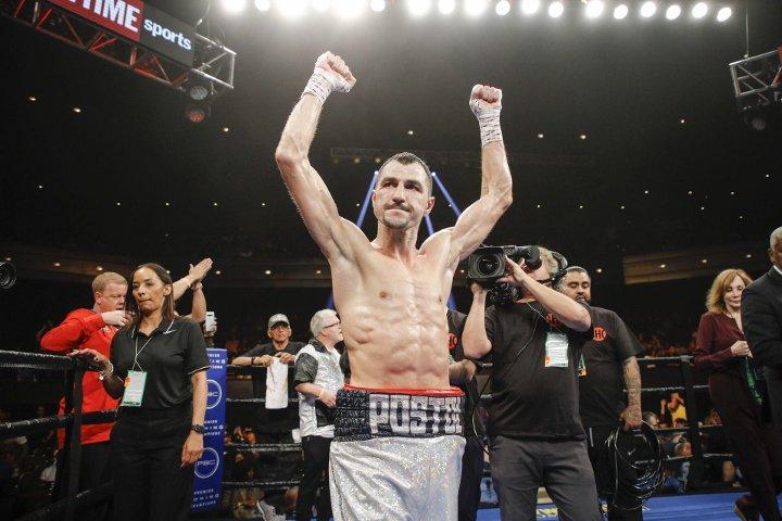 Постол поки не підписав контракт на бій / фото: BoxingScene