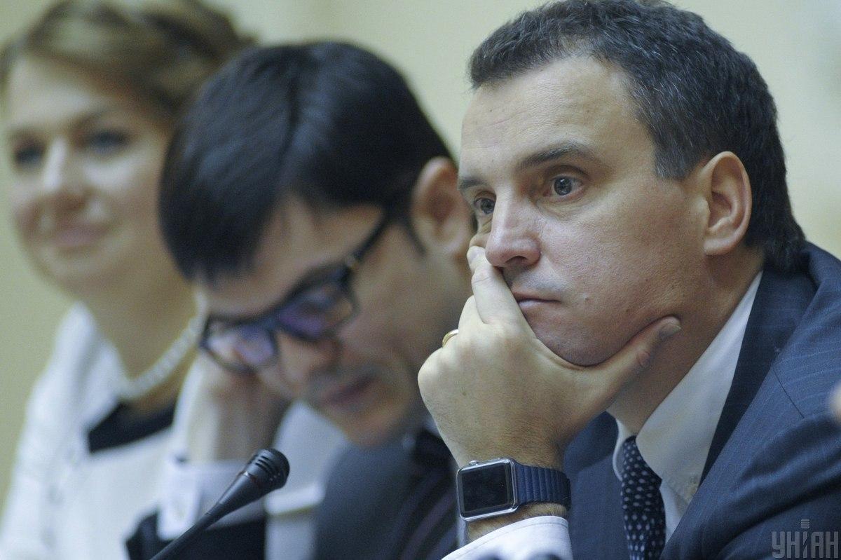 Новый глава концерна Айварас Абромавичус сразу же после своего назначения инициировал серию внутренних расследований деятельности предыдущего руководства концерна / фото УНИАН