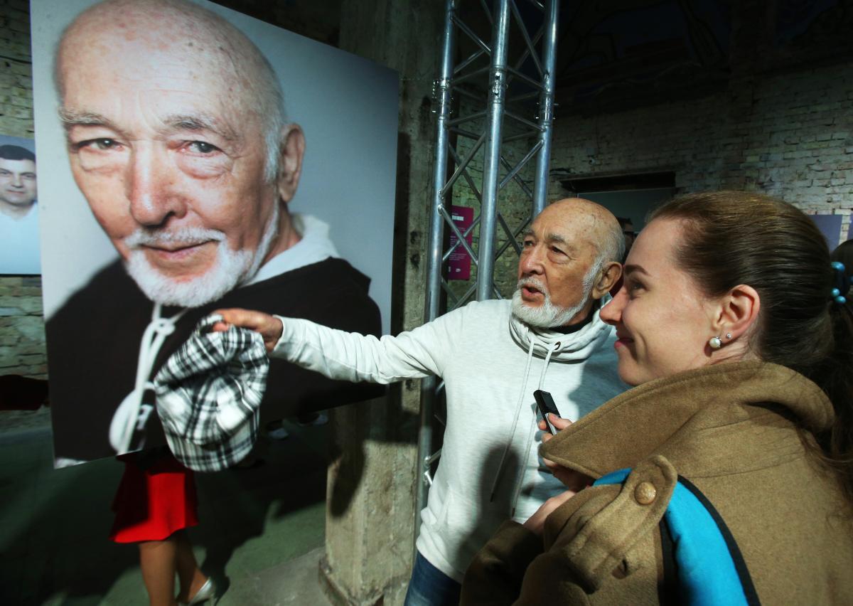 Альберт Єсаков ганяє на роликах та вважає себе щасливою людиною / фото УНІАН