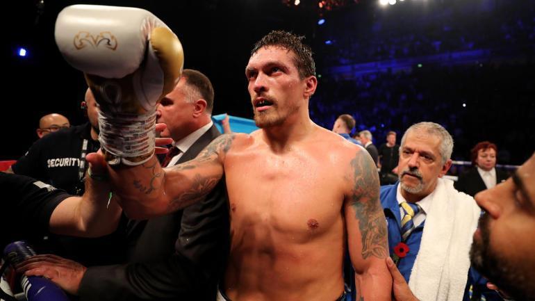 Усик вийде на ринг у жовтні / фото: BoxingScene
