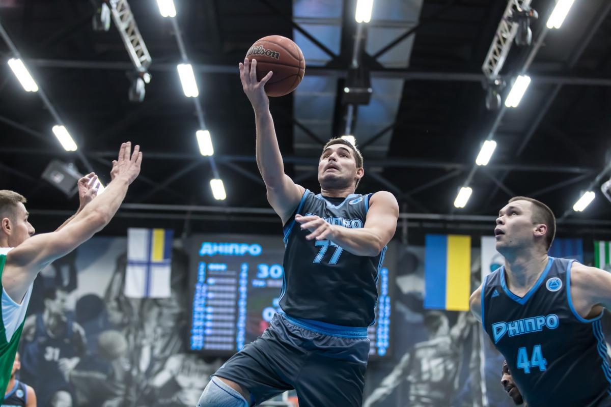 Дмитрий Глебов - MVPСуперкубка/ фото: ФБУ