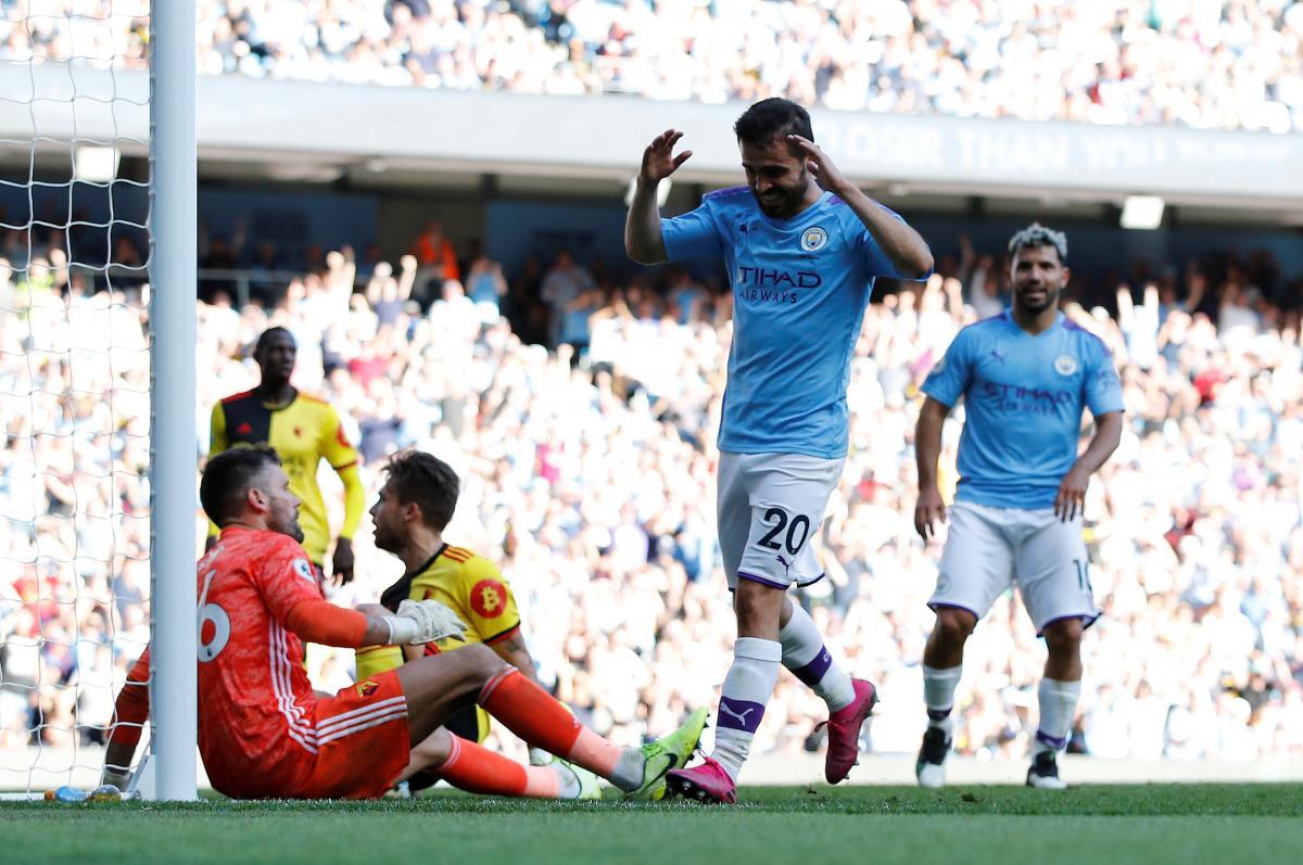 Манчестер Сити - Уотфорд / REUTERS