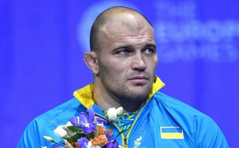 Александр Хоцяновский получил олимпийскую лицензию / фото: НОК Украины