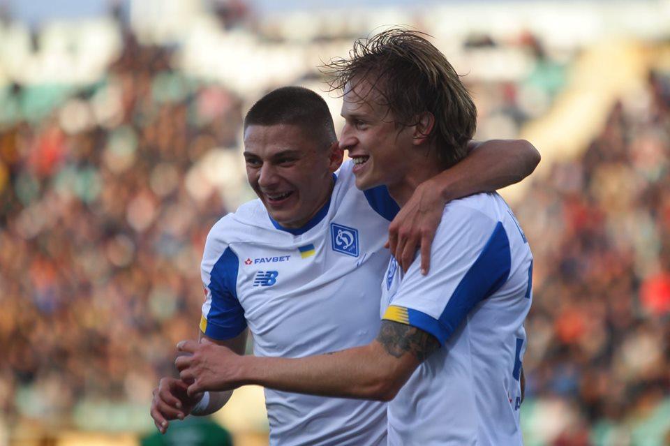 Кияни здобули свою найбільшу перемогу в поточному сезоні / фото: ФК Динамо Київ