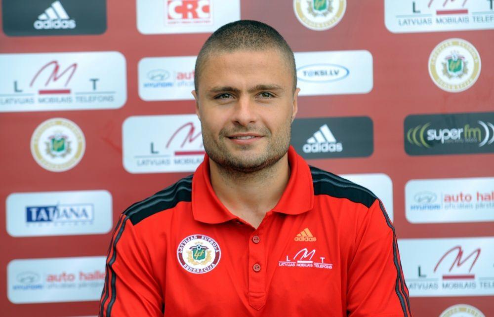Верпаковскис при Михайличенко находился в своей лучшей форме / фото: lp.fkliepaja.lv
