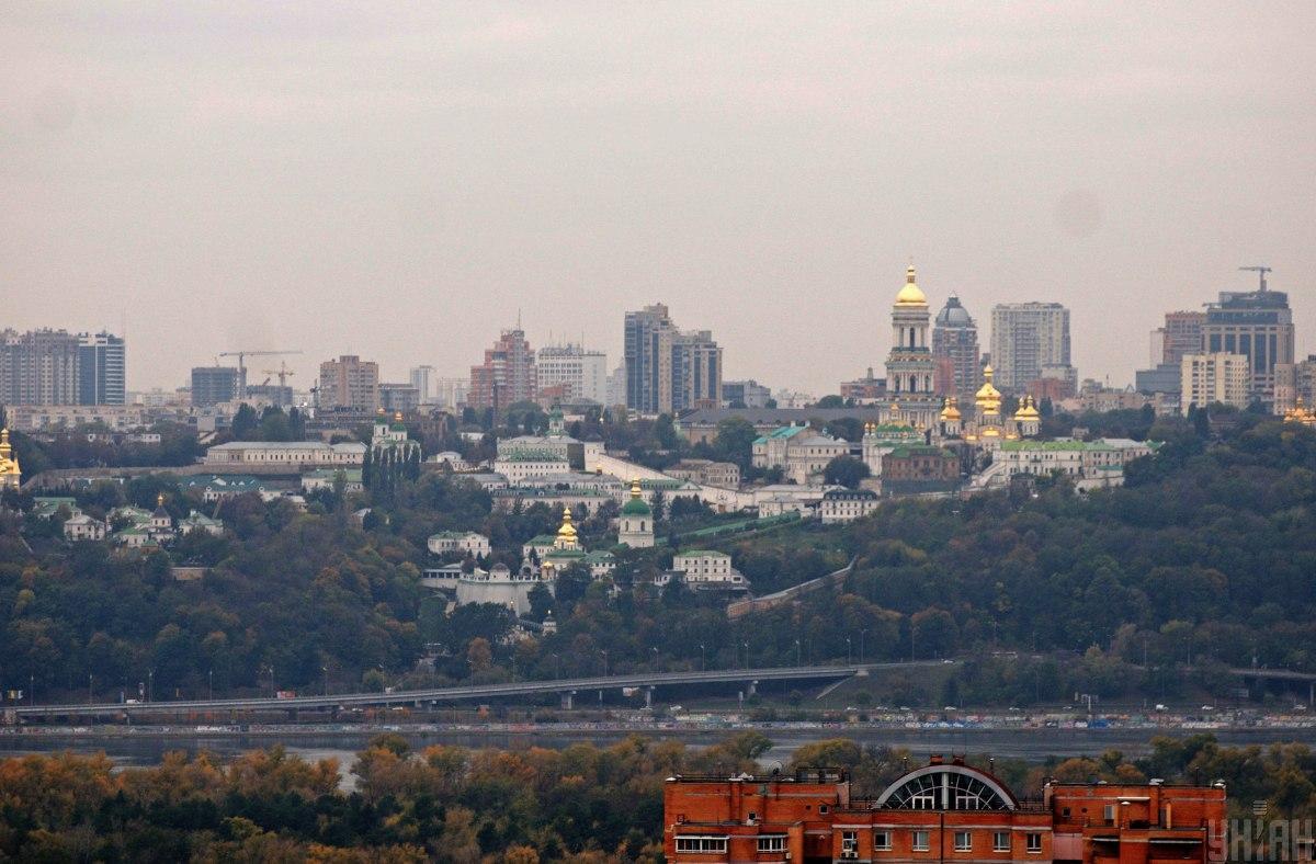 Столица Украины оказалась на 92-ой строчке рейтинга / фото УНИАН