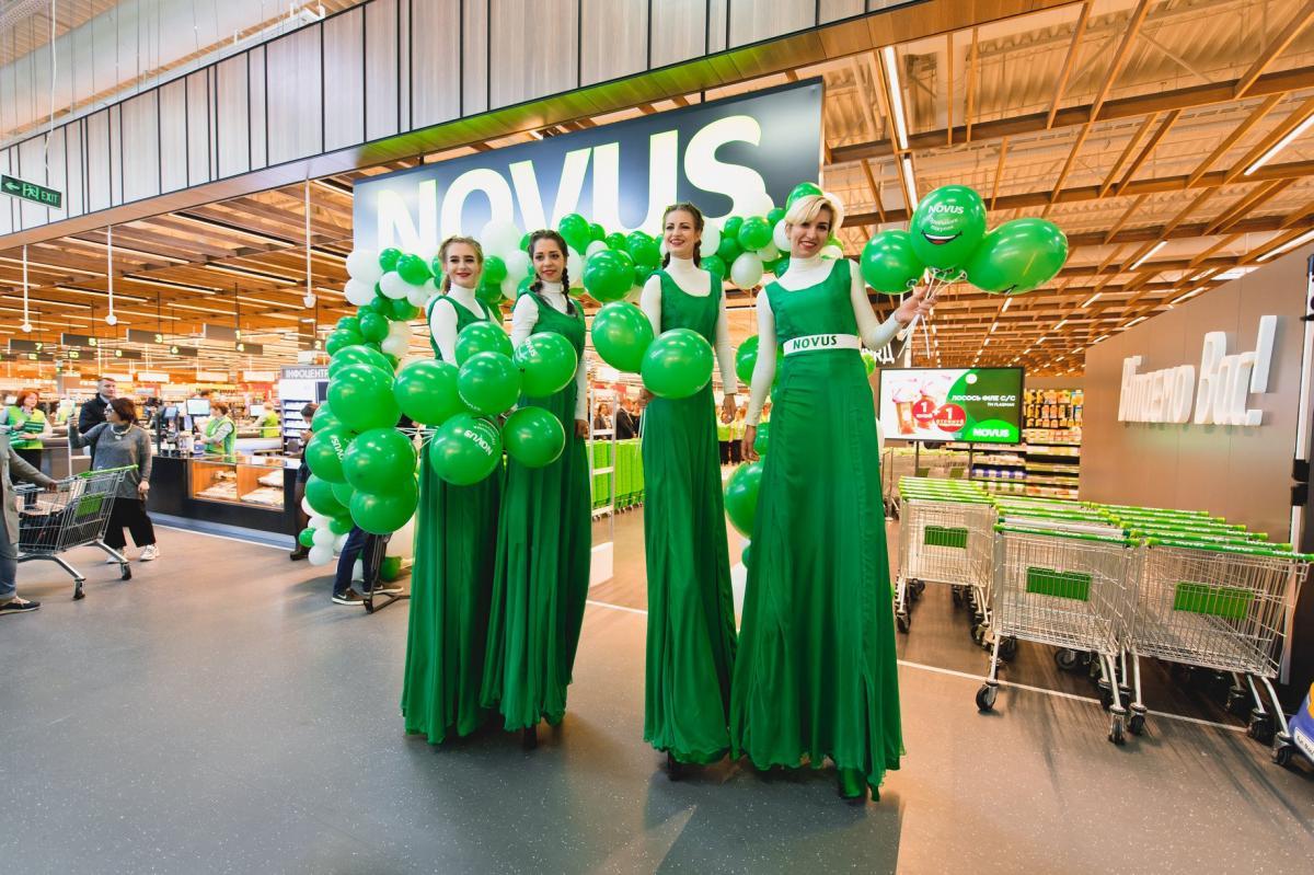 У компанії NOVUS працює майже 5000 осіб / www.facebook.com/NOVUS