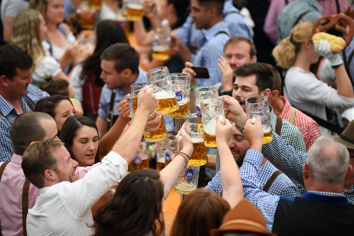 В 1810 году 12 октября в Мюнхене состоялся первый фестиваль пива / фото REUTERS