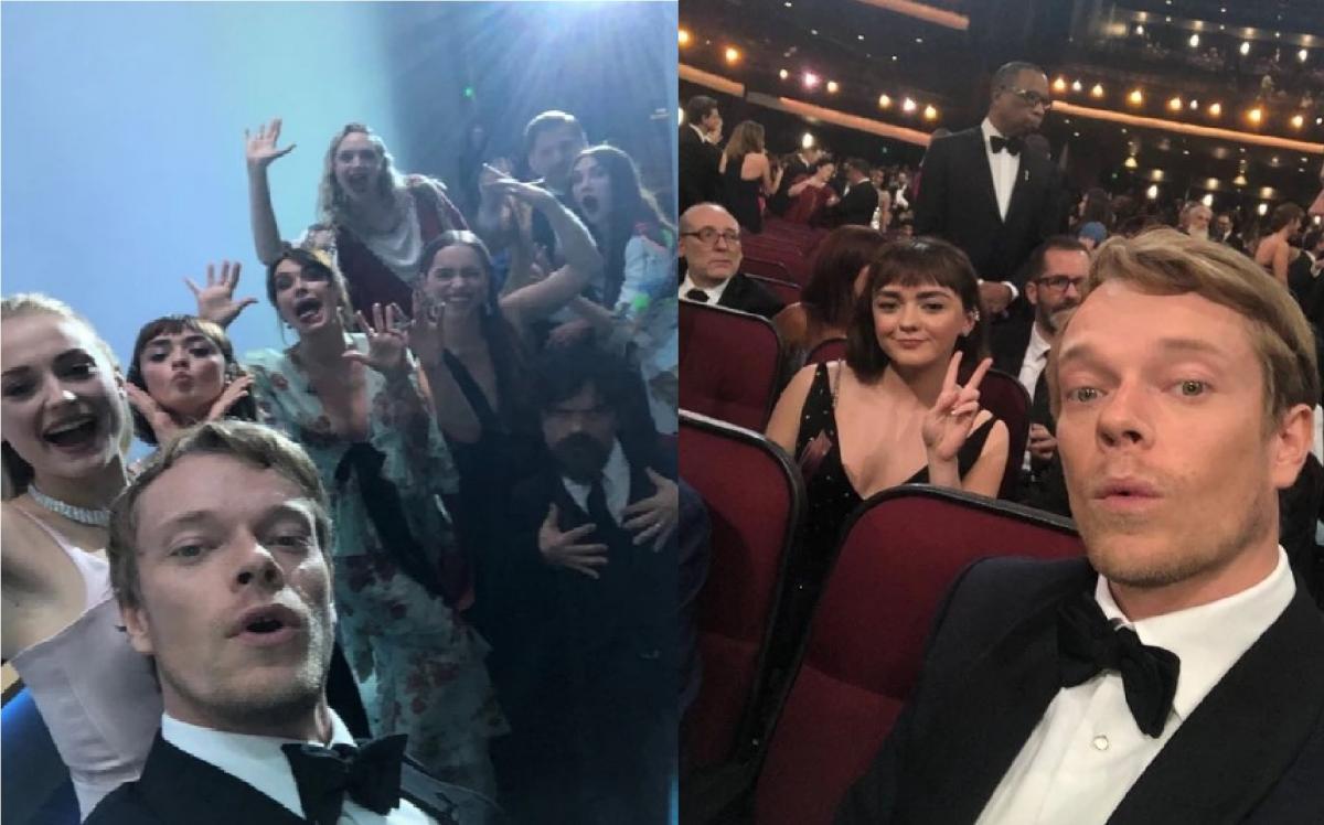 """Для звезд """"ГП"""" церемония Эмми была самой длинной / Instagram"""